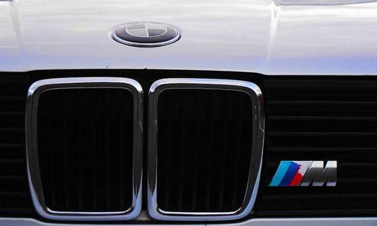 Deze BMW-grille is al genoeg om die eerste plek te rechtvaardigen