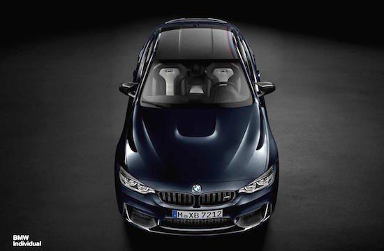 BMW kleedt dikke M4 aan, want ze hebben wat te vieren
