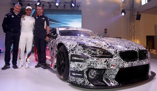 Dit is de BMW M6 GT3