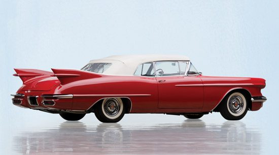Cadillac 1958 Dream Car