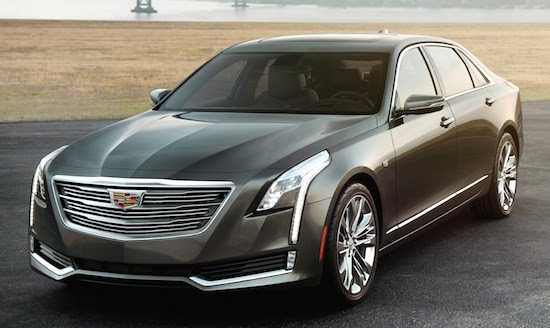 Cadillac CT6, dit is hem!