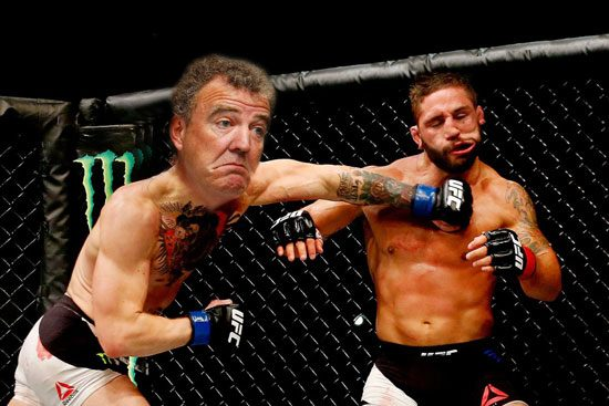 Conor McJezza vs Chad Tymon