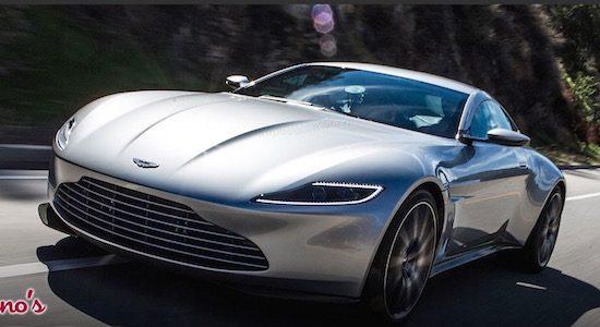 De nieuwe Aston Martin Vantage krijgt een handbak