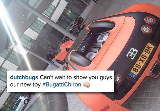 Dutchbugs Chiron