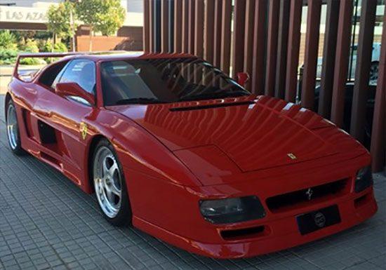 Koenig F48 Ferrari 348 TS