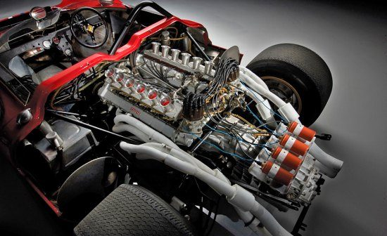 Ferrari 350 CanAm V12