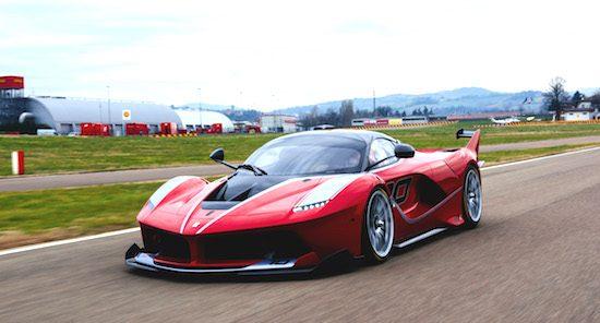 Nu al een Ferrari FXX-K te koop