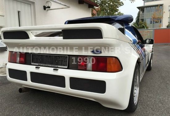 Ford RS200 S te koop