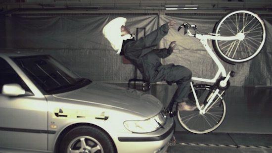 De airbag van Hovding