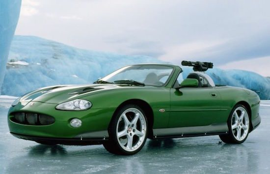 Top 7: iconische auto's van James Bond's vijanden
