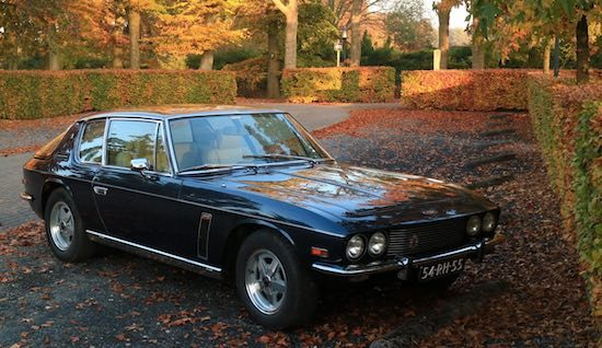 Jensen Interceptor lll