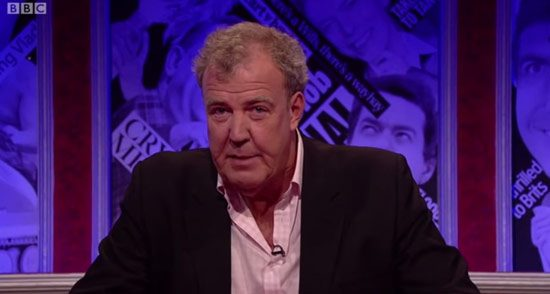 Jeremy Clarkson is back