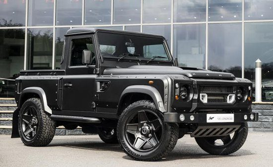 Kahn Land Rover Defender