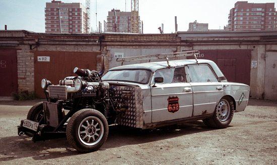 Lada 2106 Hot Rod