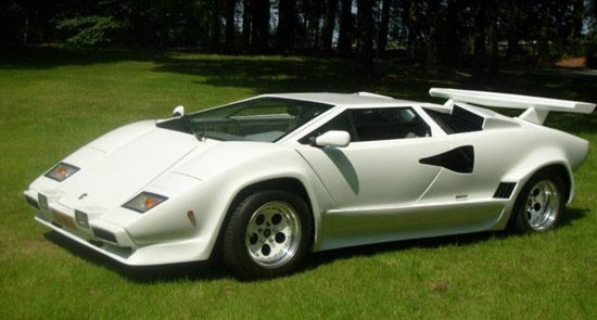 marktplaats tip lamborghini countach replica te koop. Black Bedroom Furniture Sets. Home Design Ideas