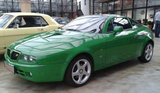 Te koop: Lancia Hyena voor 170.000 euro