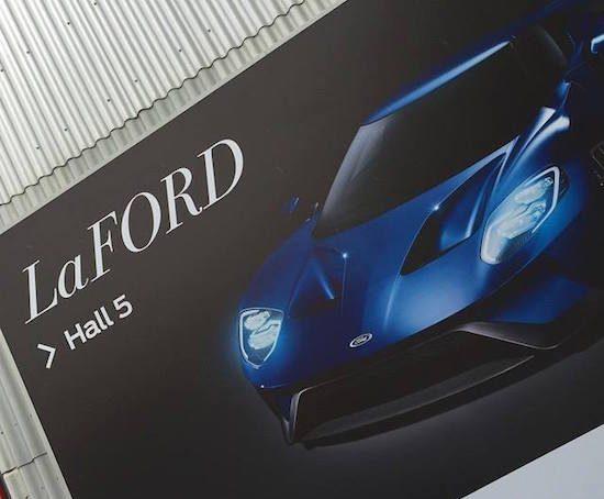 Ford trollt Ferrari met de LaFord