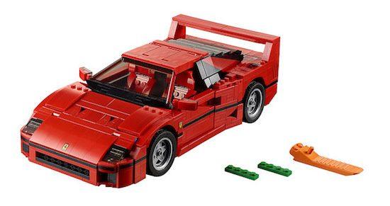 Lego's Ferrari F40