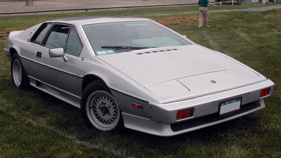 Lotus Esprit Turbo H.C.