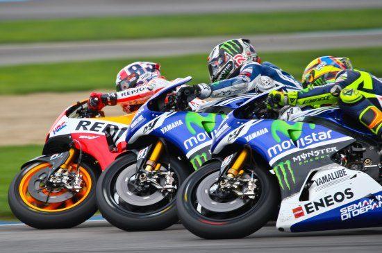 Uitslag MotoGP: Grand Prix van Valencia 2015