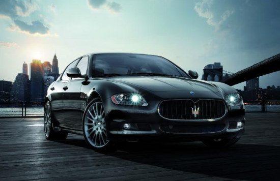 Maserati QP Sport GT S