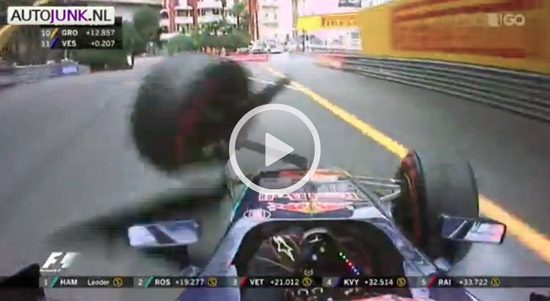 Crash Verstappen
