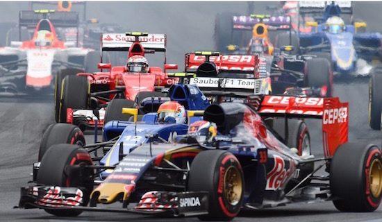 Uitslag Formule 1: Grand Prix van Oostenrijk 2015