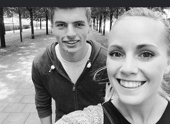 Dit is de vriendin van Max Verstappen