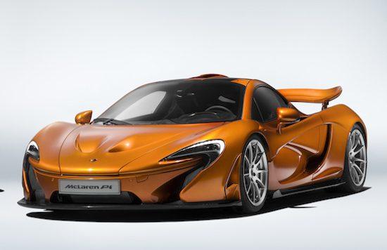 BREEK: de laatste McLaren P1 is af