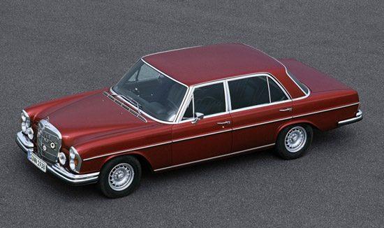 Mercedes 300SEL 6.3
