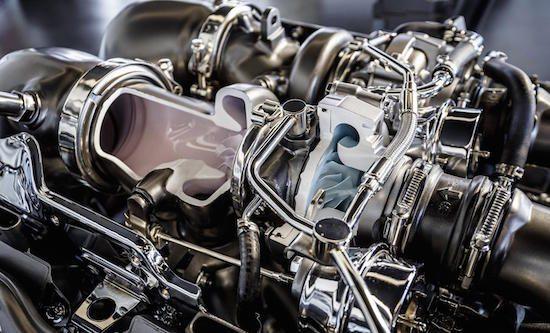Mercedes-AMG gaat stroom op z
