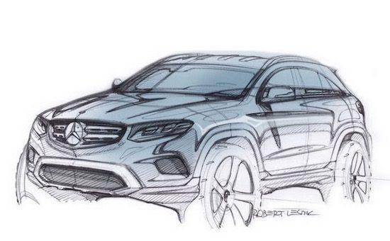 Dit wordt de Mercedes GLC
