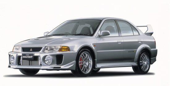Mitsubishi Lancer Evo V