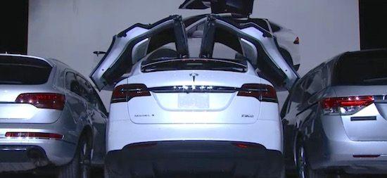 Tesla Model X: dit is de productieversie
