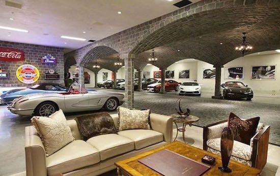 Welke 25 auto's zetten we in deze supergarage?