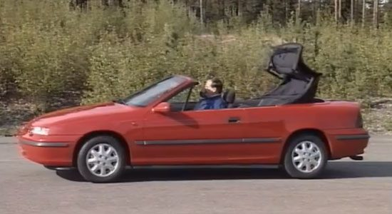 Opel Calibra Cabrio
