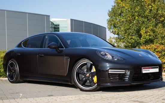 Gevonden! De Porsche Panamera in zijn ultieme vorm