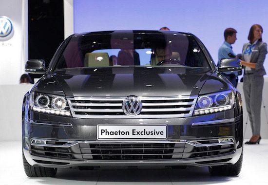 Definitief: we krijgen in 2016 een nieuwe Volkswagen Phaeton