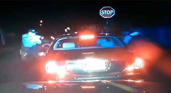 Dashcam toont dodelijk geweld politie VS
