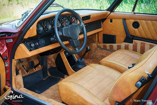 Porsche 911 2.7S 1977