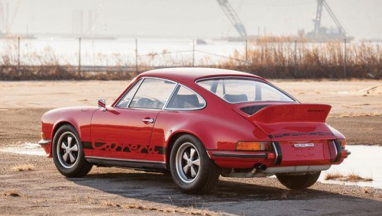 Porsche Carrera RS 2.7 Touring