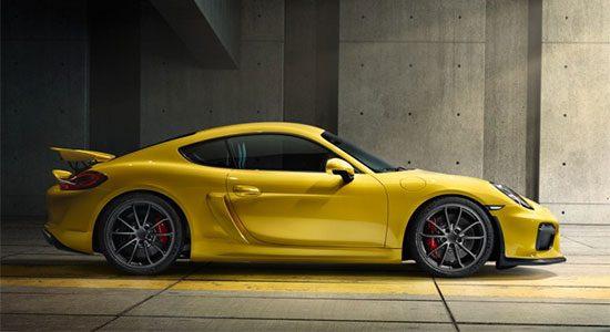 Porsche Cayman GT4 krijgt wellicht GT5 broertje?
