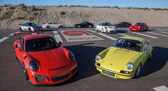 Porsche RS Fest