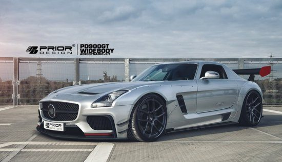 Prior Design PD900GT SLS