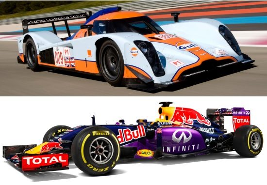 Gerucht! Aston Martin wil met Red Bull de Formule 1 in