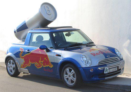 Gaan Red Bull en Adrian Newey straatauto