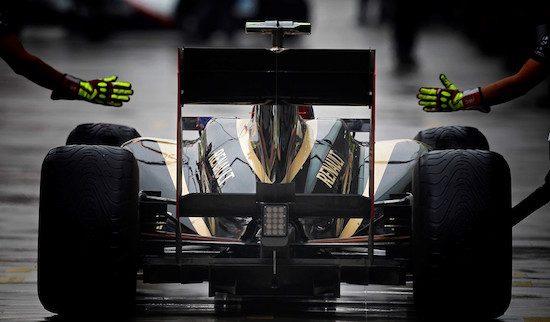 Renault keert terug in de F1
