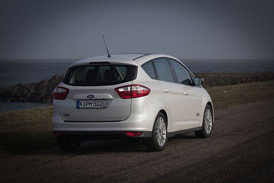 Ford C-Max Plug-In Hybride