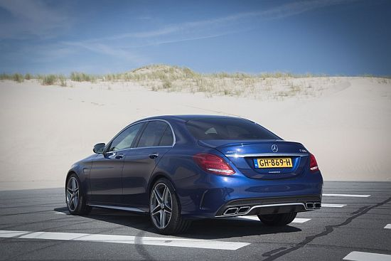 Mercedes Amg C63 S Rijtest En Video Autoblog Nl