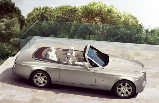 RR Phantom Drophead